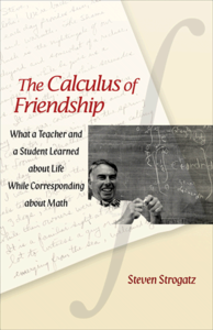 news-imageThe Calculus of Frienship book cover