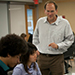 news-imageSteven Strogatz teaches non-majors at Cornell
